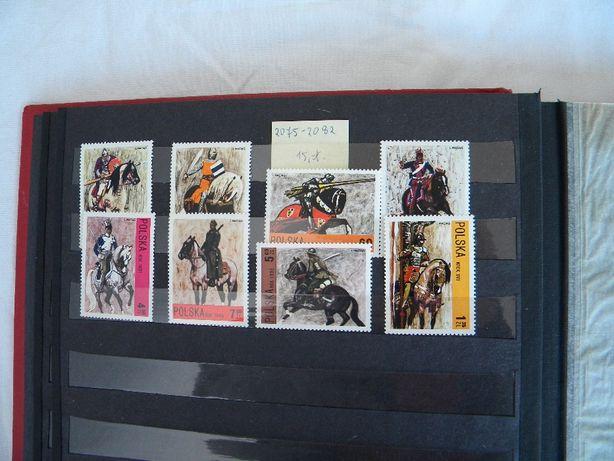 znaczki polska