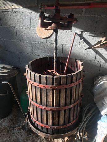 Máquinas para uvas
