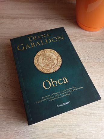NOWA książka Obca Outlander Diana Gabaldon
