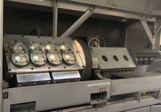 Używana giętarka do drutu CNC Wafios (9 osi)