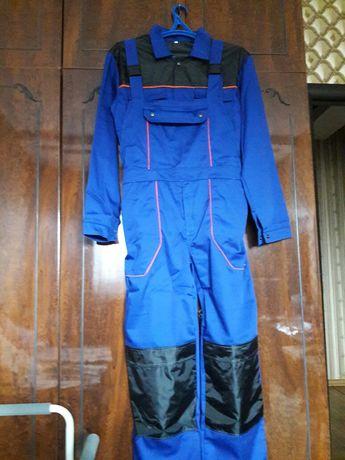 Рабочая одежда куртка и брюки. р-р 50...52.
