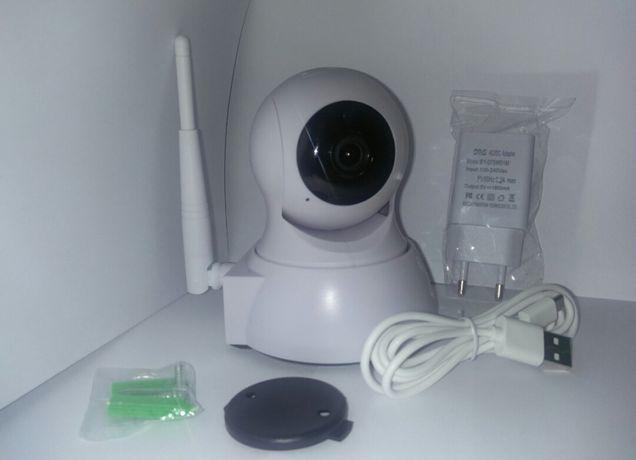 Camera com Intercomunicador para bebê