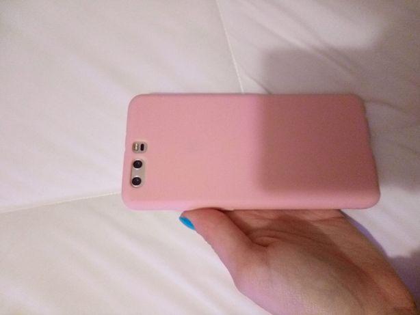 Capa rosa Huawei p10 Plus