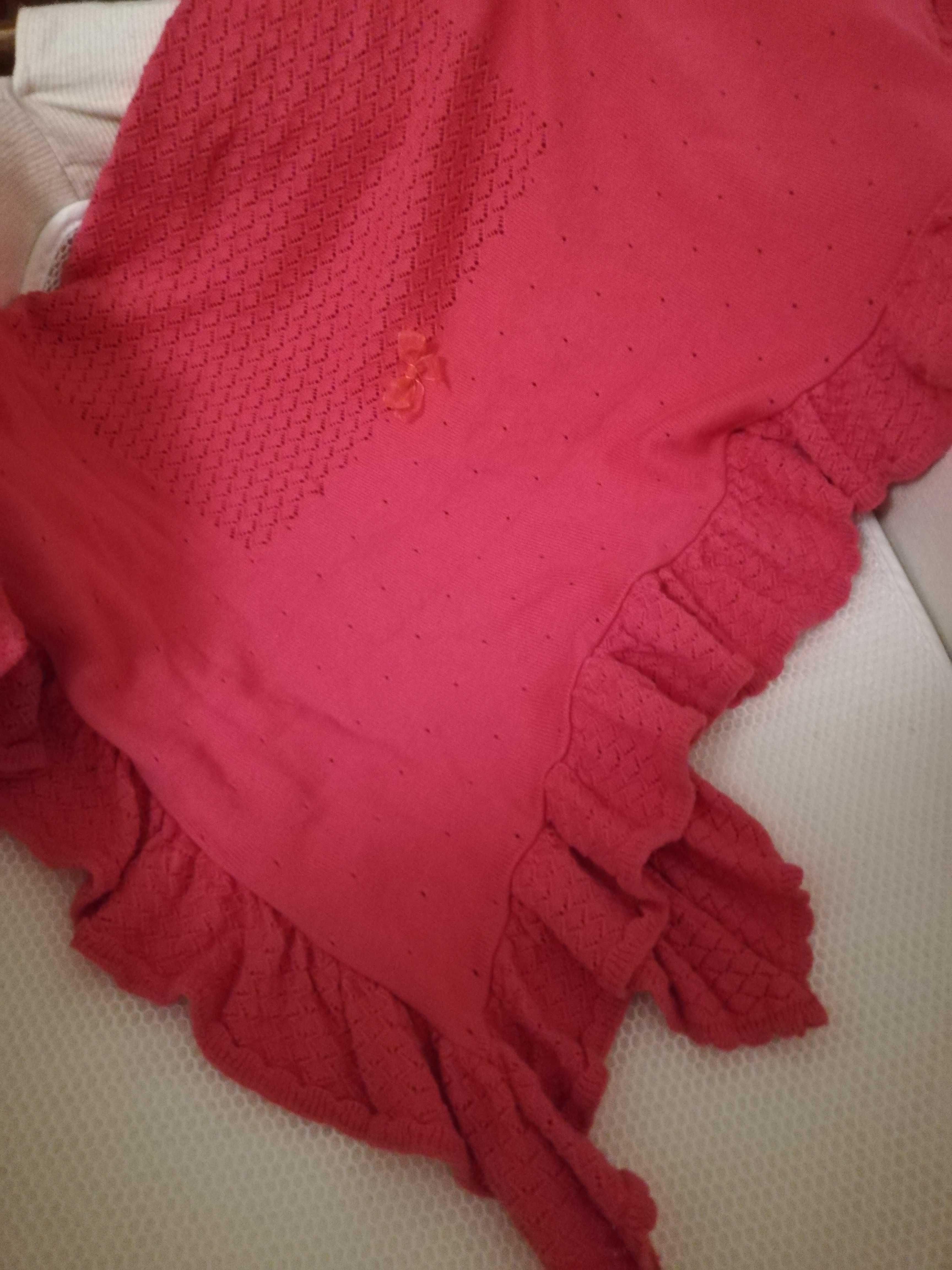 Manta menina Mayoral de algodão