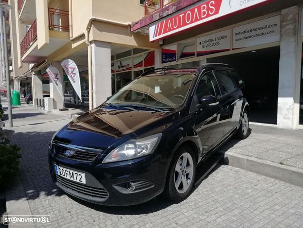 Ford Focus SW 1.6 hdi