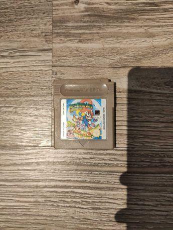 Gra Super Mario Land 2 Gameboy