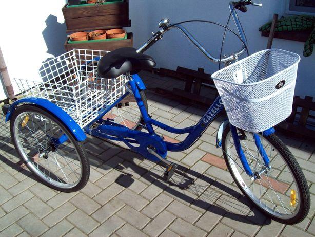 rower trójkołowy nowy podlaskie