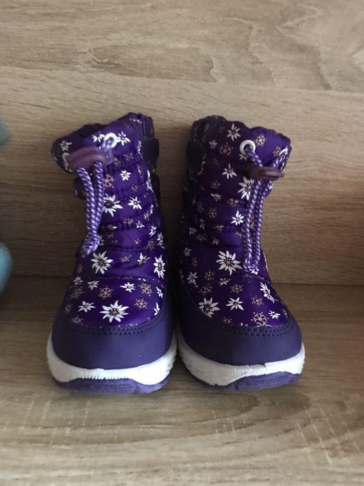 Продам детскую зимнюю обувь , одеты пару раз Павлоград - зображення 1