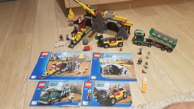 Klocki lego City nr zestawu 4204+ zabawka gratis