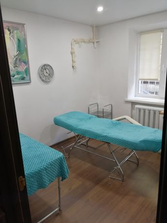 Центр. Аренда кабинета  15   дней   косметолог,  наращивание  ресниц.