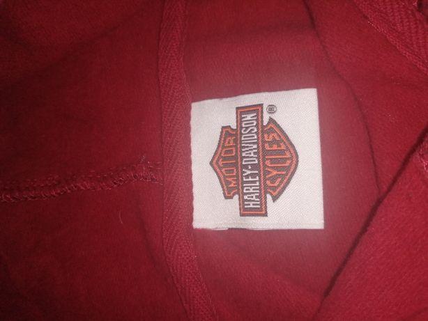 Bluza z kapturem Harley Davidson, rozmiar S