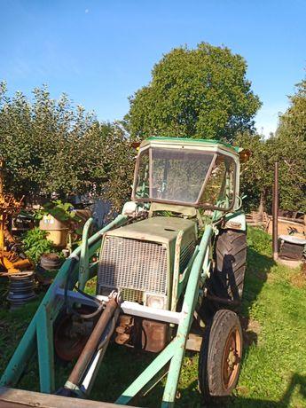Traktor Ciągnik Fendt farmer 2s tur uszkodzona skrzynia