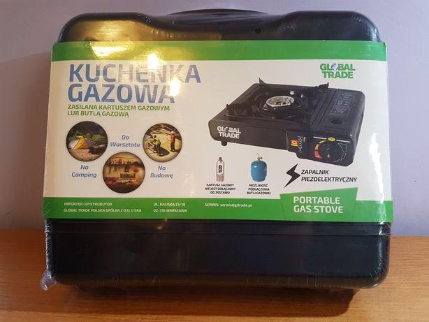 Kuchenka turystyczna gazowa 2w1