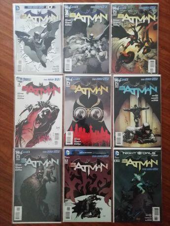 Batman comics banda desenhada