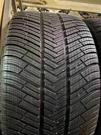 Шины зимние 255 45 + 285 40 19 Michelin Pilot Alpin PA4 N1