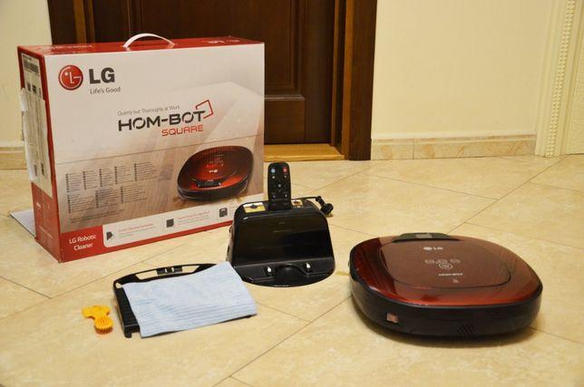 Умный робот-пылесос LG HOM-BOT SQUARE™ VR6270LVM