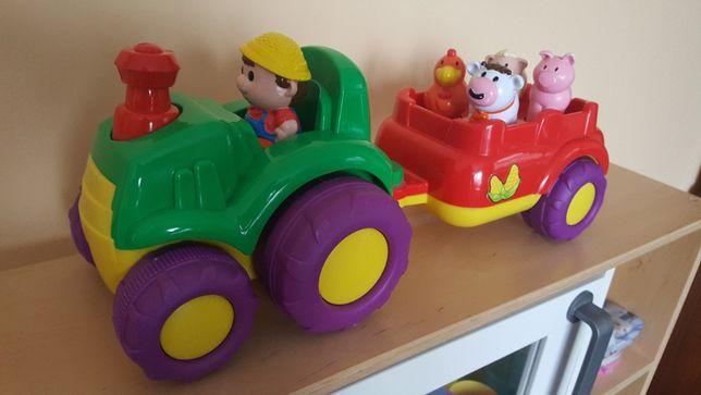 Traktorek Farmer Grający