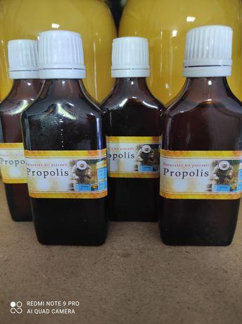 Nalewka z propolisu propolis