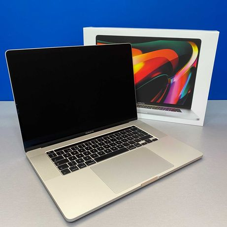"""Apple MacBook Pro 16"""" - A2141 (i7/16GB/512GB SSD/Radeon Pro 5300M 4GB)"""