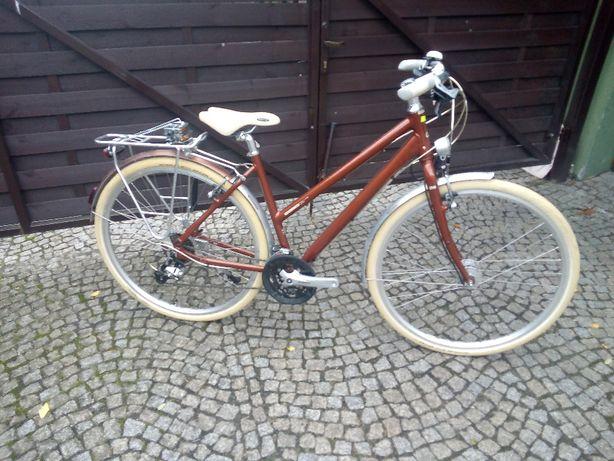 Hercules trekking lite comp 53mm - Piękny rower w okazyjnej cenie!
