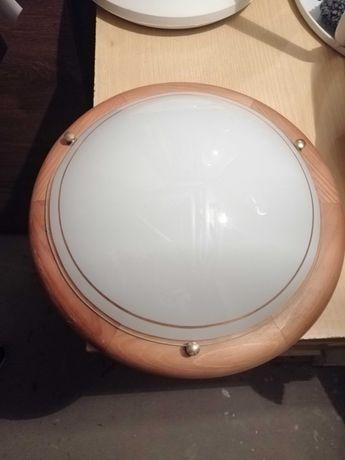 Lampa sufitowa UFO