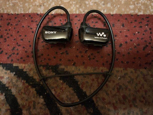 Słuchawki sportowe Sony NWZ-W273S wodoszczelne - TANIO!!!