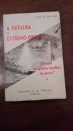 Livro sobre a Segunda Guerra Mundial
