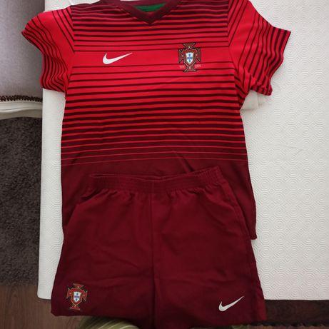 Equipamento da seleção portuguesa 2014 Nike criança