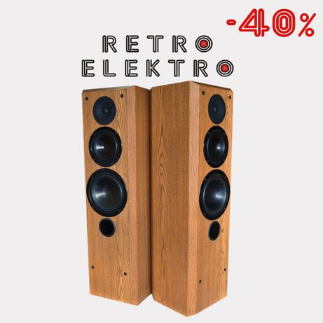 Kolumny Kirksaeter Prisma 100 - monitory, głośniki, vintage