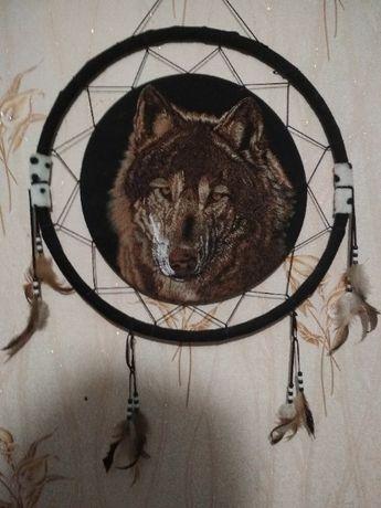 Ловец снов с волком