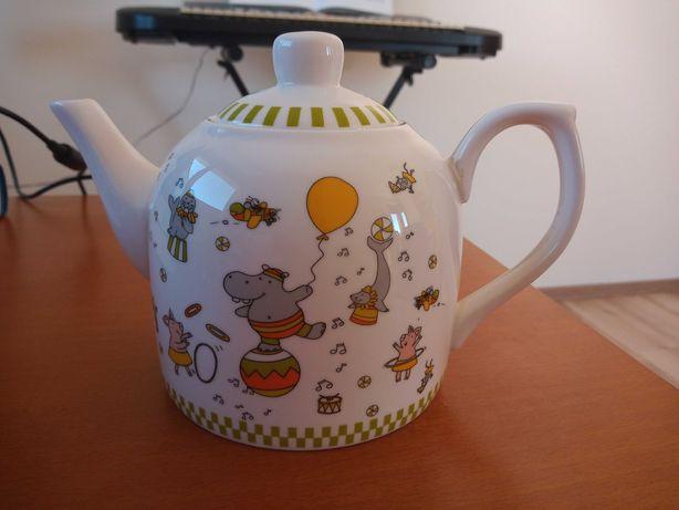 Dzbanek do herbaty dziecięcy