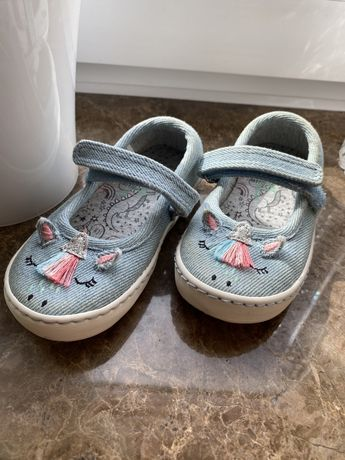 Туфельки next 23 размер