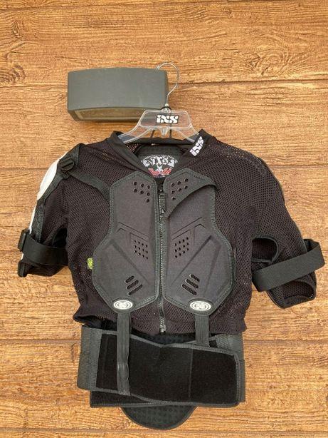 Zbroja DH/Enduro IXS Hammer Jacket rozmiar M/L