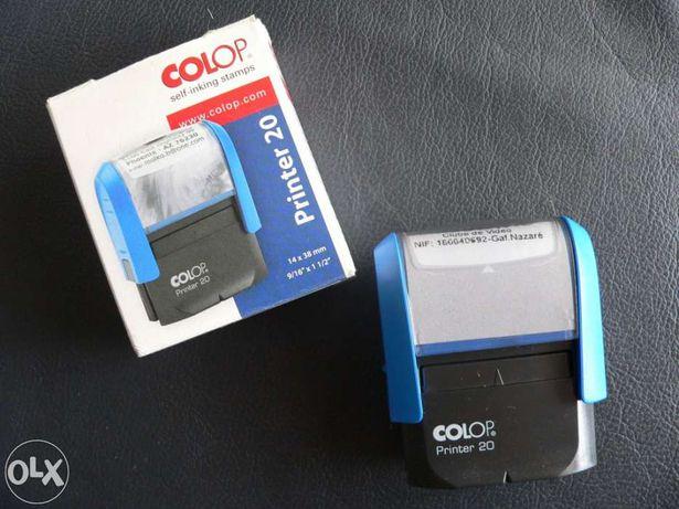 Carimbo printer 20 COLOP autoentintado