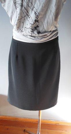 Czarna spódnica mini - rozmiar M/L