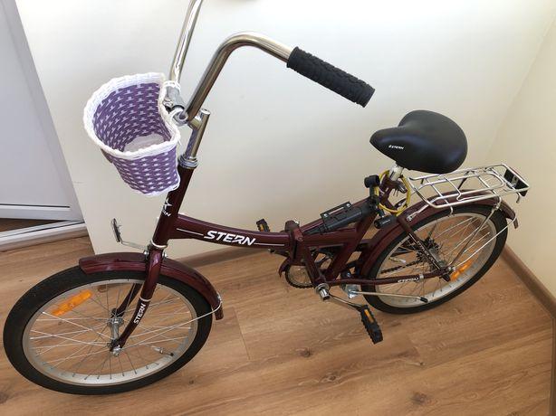 Велосипед Stern Travel складной