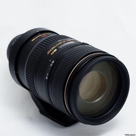 Об'єктив Nikon ED AF VR-Nikkor 80-400mm f/4.5-5.6D