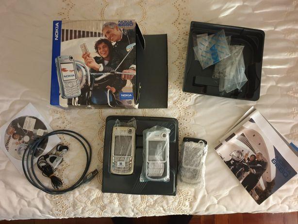 Nokia 6680 Vintage