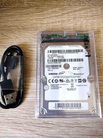Dysk przenośny Samsung Momentus 1 TB, USB 3,0