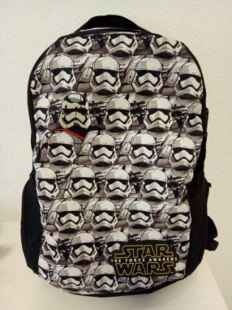 Рюкзак для мальчика фирменный Star Wars.