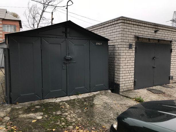 Продам металлический гараж Героев Сталинграда 40