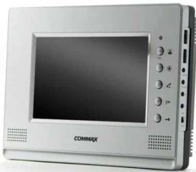 Домофон-видеодомофон  Commax CDV-70A возможна установка.