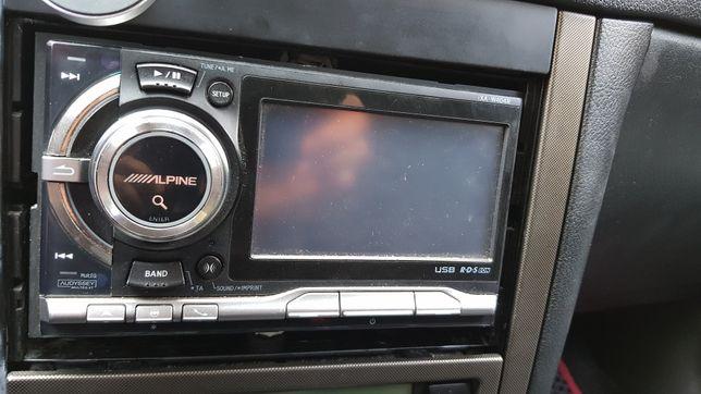 Процессорная магнитола Alpine ixa-w404r