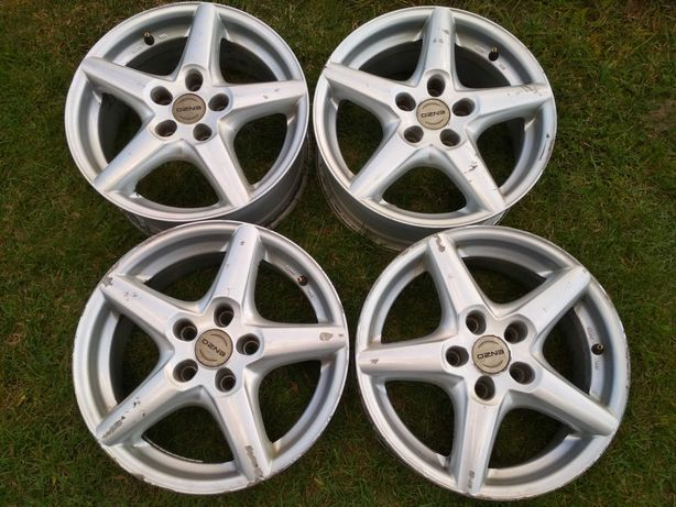 Felgi aluminiowe 16 cali Enzo KBA 46593 - ET 40, 5x114,3, 7Jx16H2