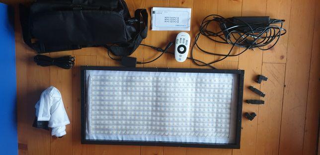 Світлодіодне LED світло CRI95 з пультом