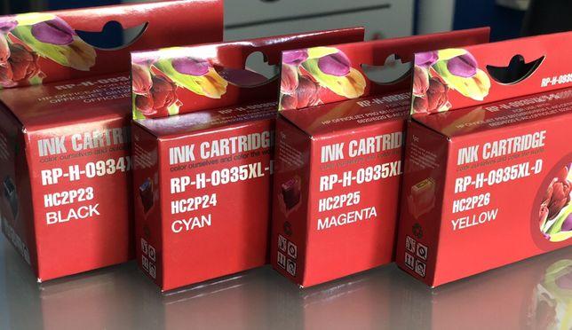 Pack 4 Tinteiros HP 934/935XL