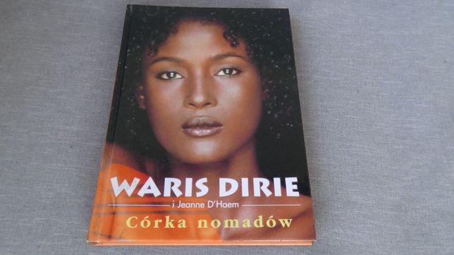 Książka: Córka nomadów. Waris Dirie i Jeanne D'Haem