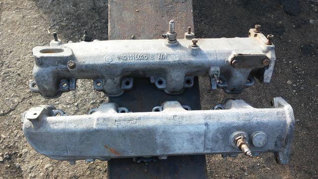Коллектор впускной Камаз (левый+правый)