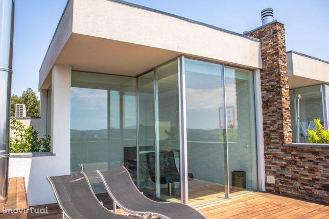 Moradia T3+1 de Luxo * Vale Pisão Nature Resort * Sto. Tirso