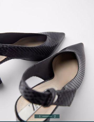 Туфли, мюли, босоножки ZARA